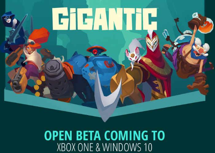 Gigantic Open Beta