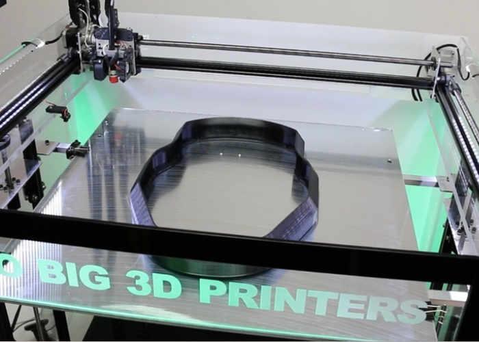 Go Big 3D Printer