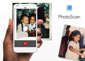 Google Photoscan App Lets You Scan Paper Photos In Seconds Using iOS And Android (video)