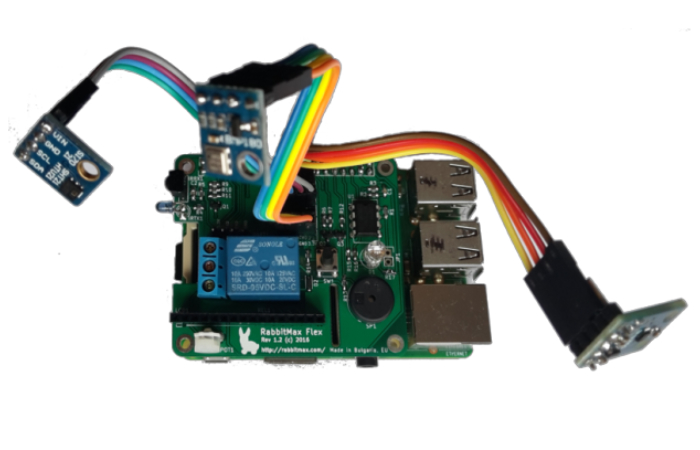 Internet Of Things RabbitMax Flex Raspberry Pi HAT