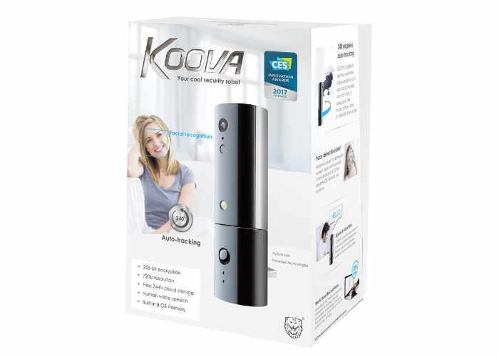 Koova Camera Robot