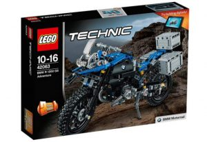 LEGO Technic BMW R 1200 GS Adventure Motorcycle Unveiled