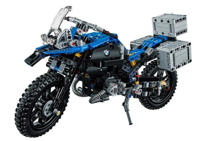 LEGO Technic BMW R 1200 GS Adventure Motorcycle