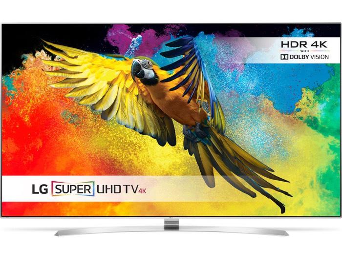 LG OLED 4K TVs