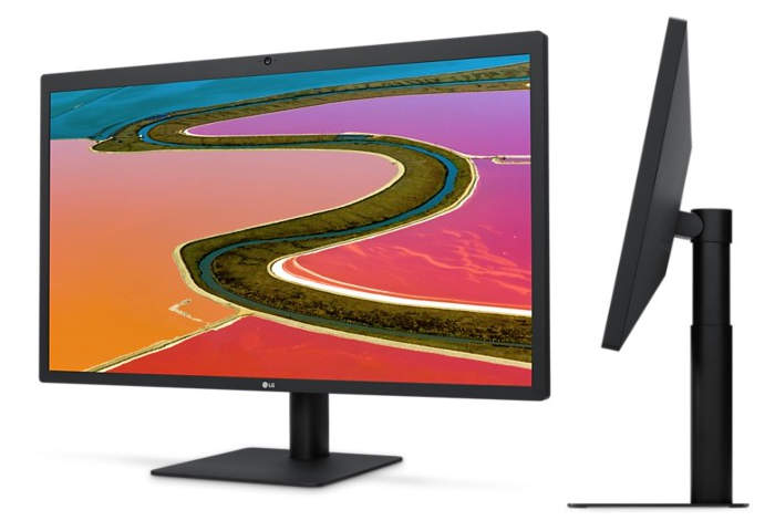 LG Ultrafine Displays