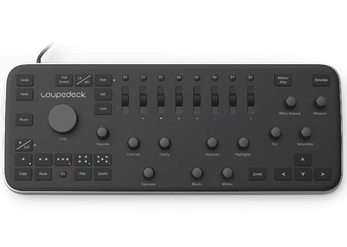 Loupedeck Lightroom