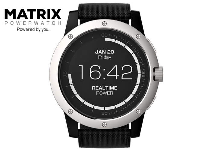 Matrix Smartwatch