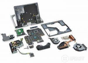 Microsoft Surface Studio Desktop PC Teardown By iFixit
