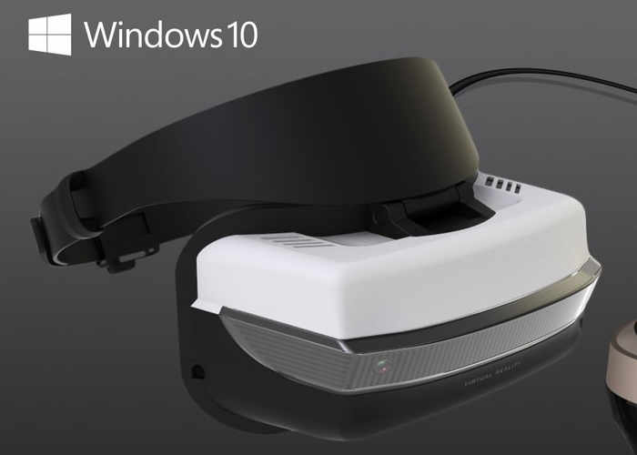 Microsoft Windows 10 VR Headset