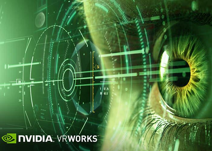 NVIDIA Unity With VRWorks