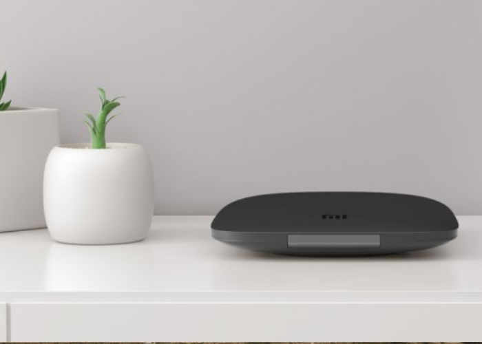 New Xiaomi Mi Box 4K Ultra HD Media Streamers