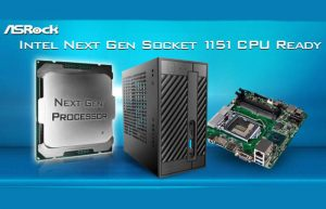 Next-Generation CPU Support For DeskMini 110 Unveiled By ASRock