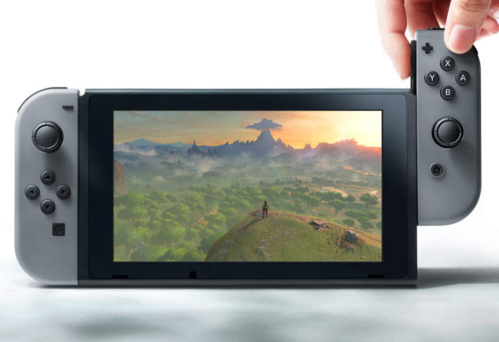 Nintendo Switch To Have Hands-On Event In January