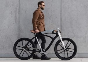 Noordung Angel Limited Edition Electric Bike Launches For $8,700 (video)