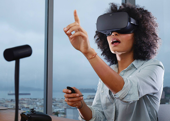 Oculus Rift Now Supports Lower Spec PC Systems