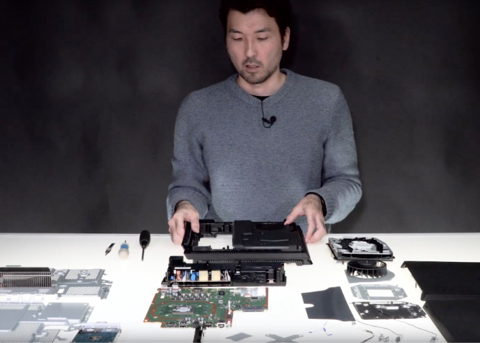 Official PlayStation 4 Pro Teardown