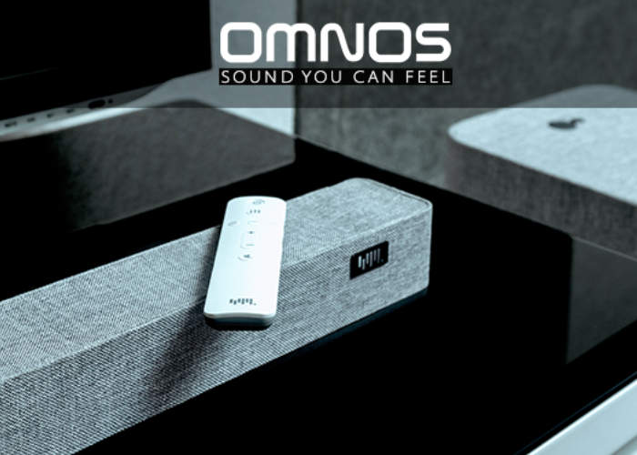 Omnos Affordable 7 Speaker 3D Soundbar