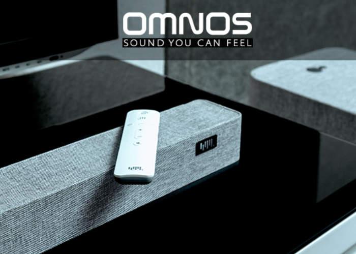 Omnos Affordable 7 Speaker 3D Soundbar