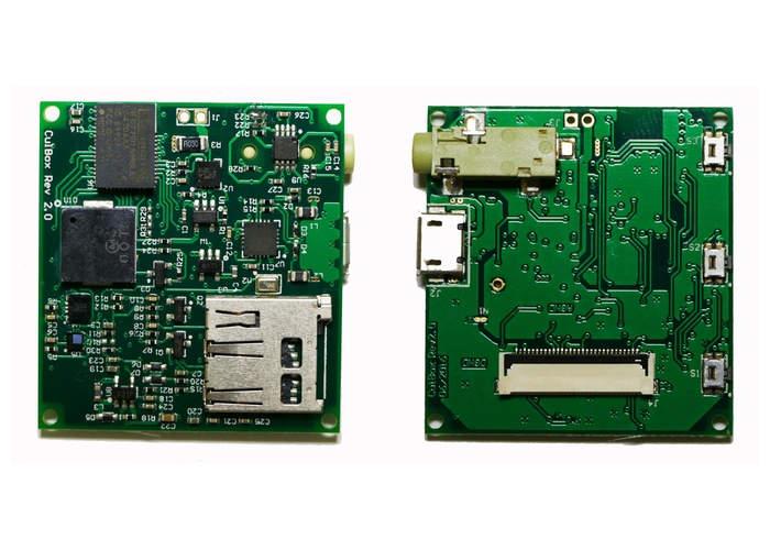 CulBox Open Source Arduino Smartwatch Hits Kickstarter