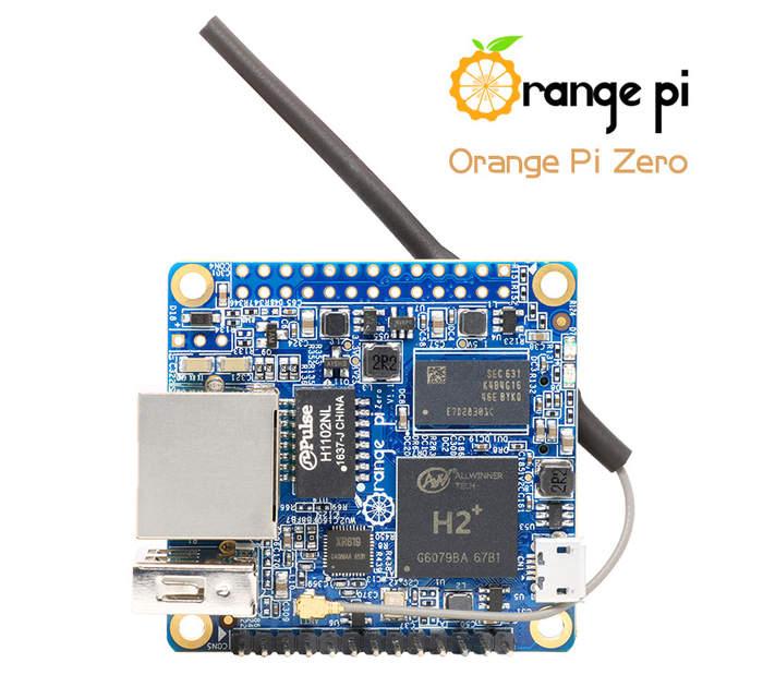 Orange Pi Zero