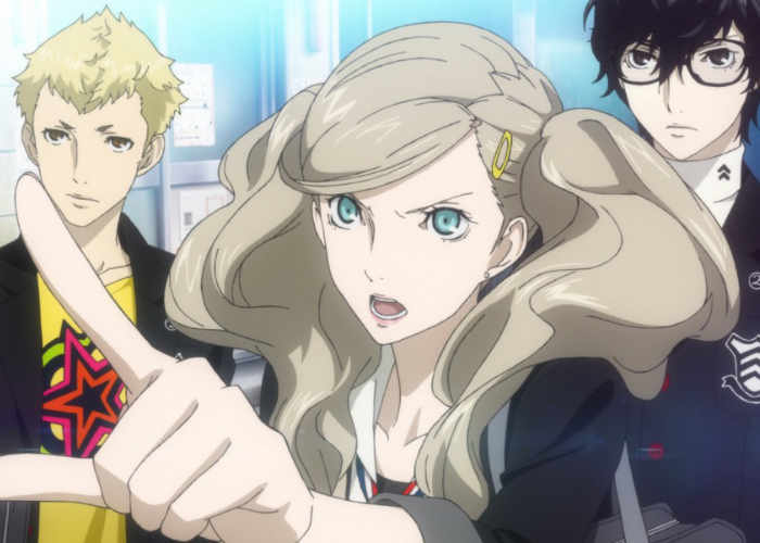 Persona 5 pushed back to April 4; Dual Japanese/English audio announced