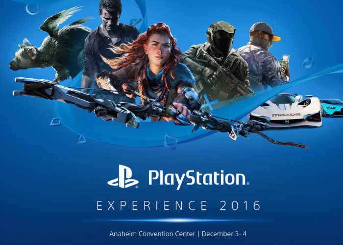 Experience PlayStation 2016