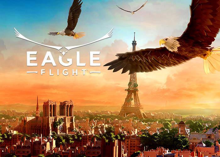 PlayStation VR Eagle Flight Experience