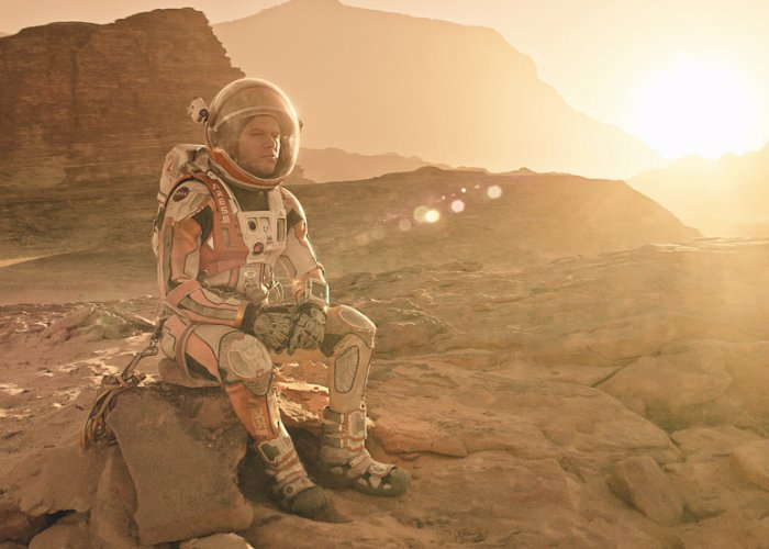 Fox Launches 'The Martian VR Experience'