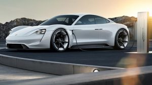 Porsche Quick Charge Station Network In The Works For Porsche Mission E