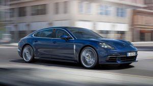 Porsche Panamera 4S Executive