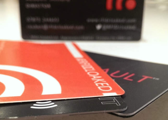 Protection For Contactless Cards