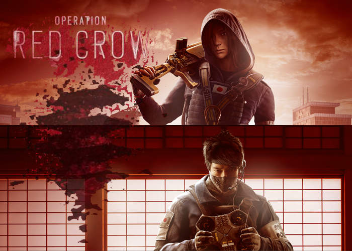 Rainbow Six Siege Operation Red Crow