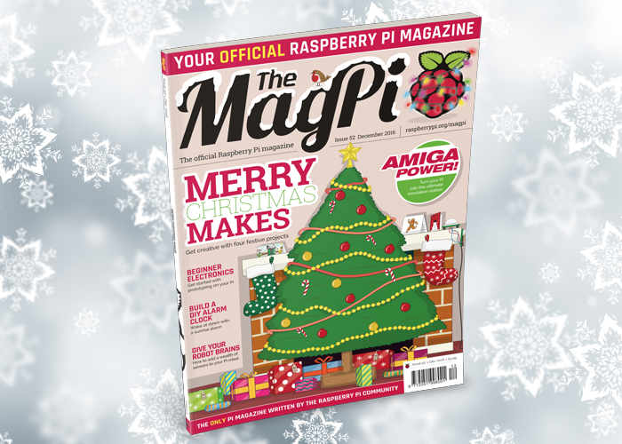 Raspberry Pi Christmas Special Magazine