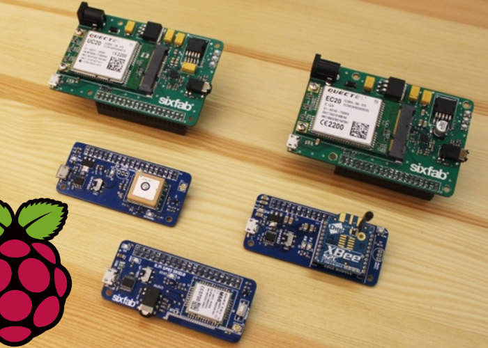 Raspberry Pi IoT Shield