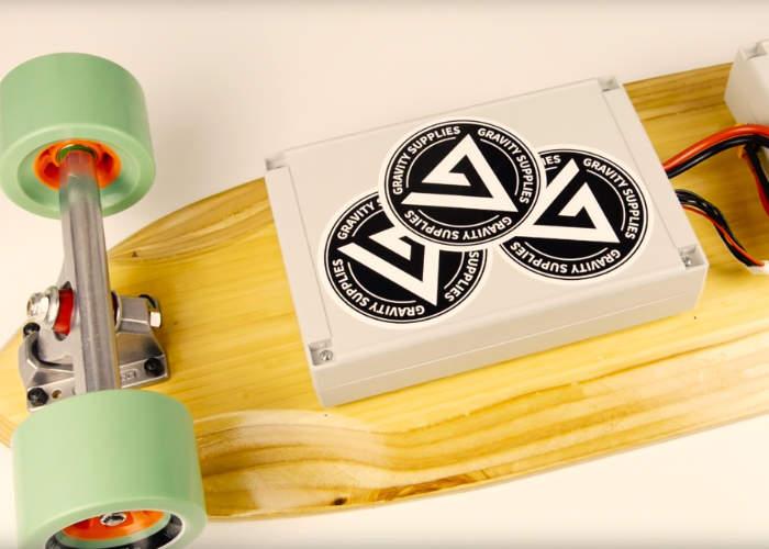 Raspberry Pi Skateboard Is Capable Of Reaching 30kmph