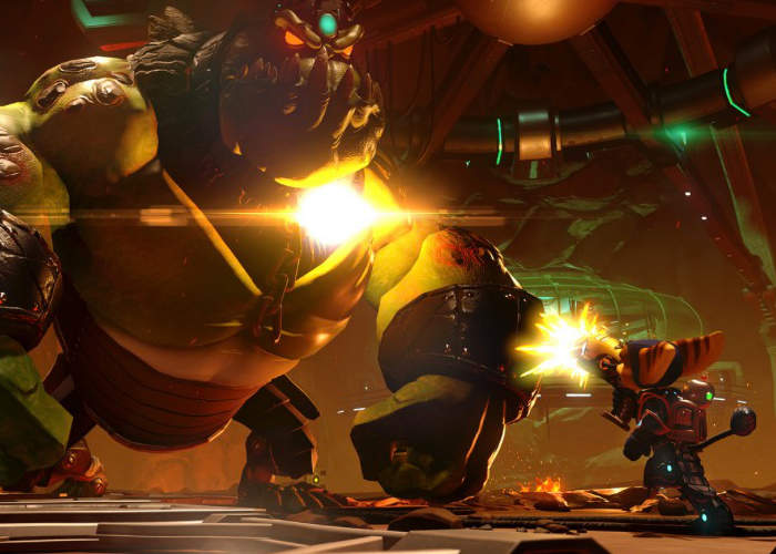 Ratchet And Clank PS4 Pro Update