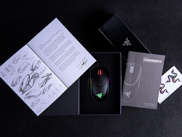 Razer Diamondback Collector's Edition Gaming Mouse