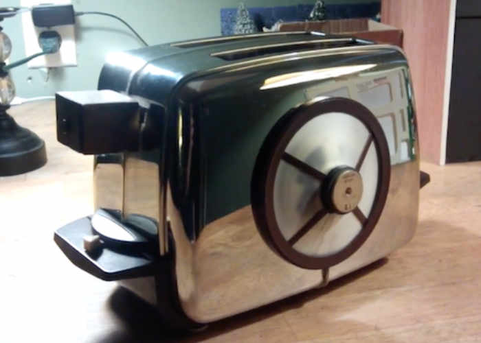 Red Dwarf Talkie Toaster