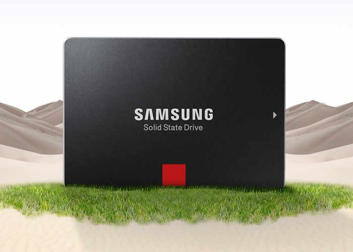 Samsung 850 Pro 4TB
