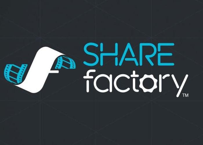 Sharefactory Update 2