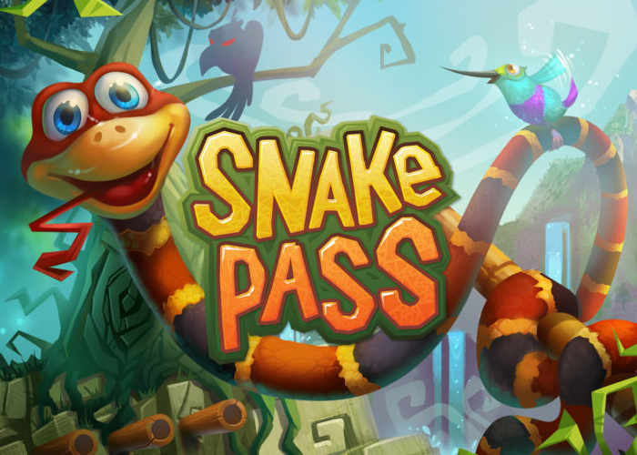 Snake Pass PS4