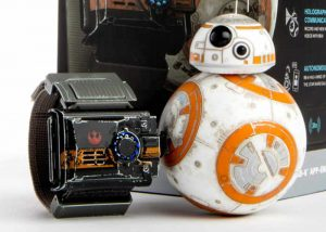 Sphero Star Wars Force Band Used For Home Automation Using IFTTT