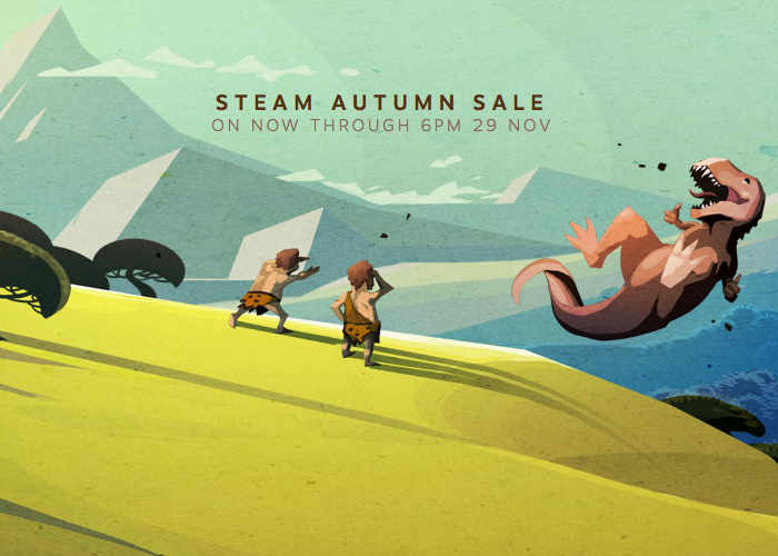 Steam Autumn Sale 2016