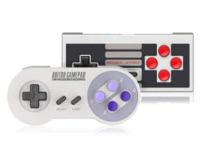 The Complete NES Bluetooth Controller Kit