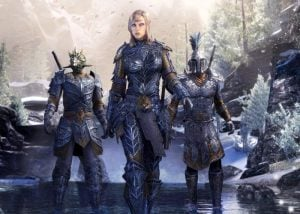 The Elder Scrolls Online Free Play Weekend Starts Today (video)