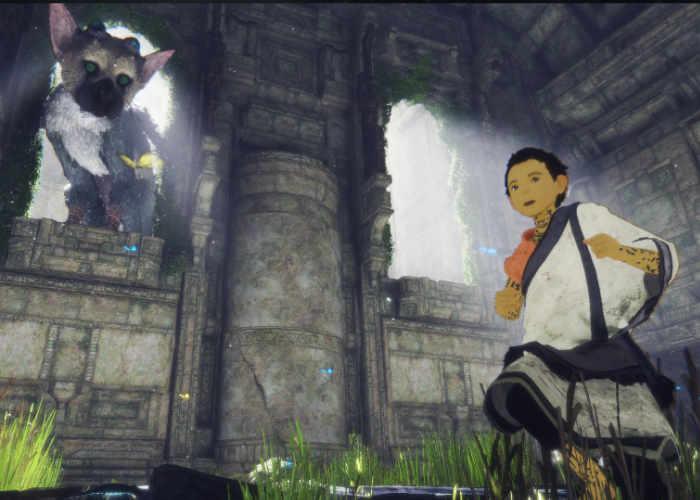 The Last Guardian New CG Trailer