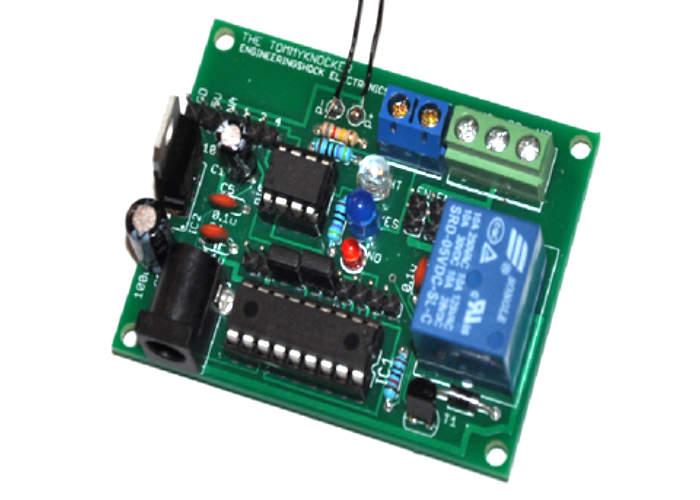Arduino Secret Knock Lock