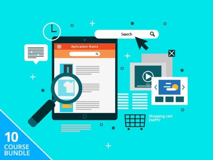 Ultimate Web Design & UX Bundle