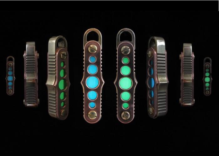 Unique GasLight Keychain Lantern