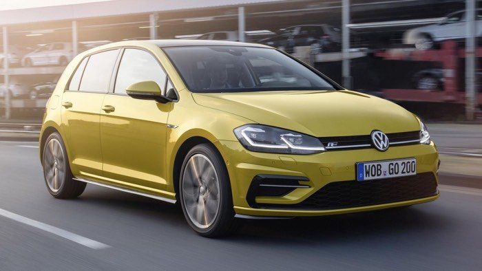 New Volkswagen Golf Gets Official